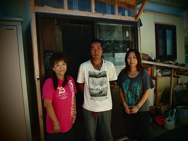 9月11日に山元町で「キャンドル」を作り、灯しました。