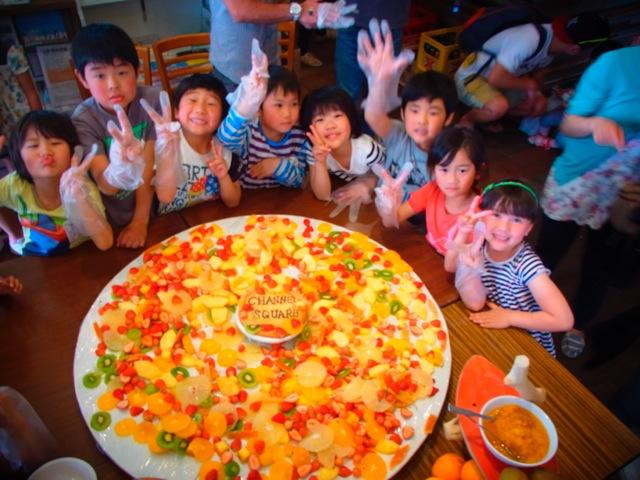 2015,5/11月命日を福島の子供達とともに