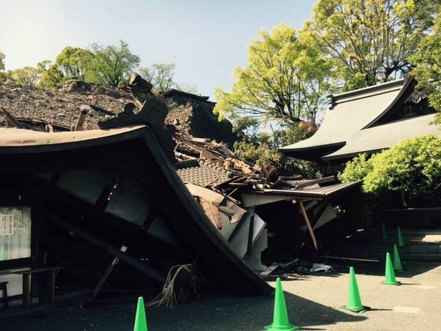 【熊本地震被災地へのアクションをスタート】