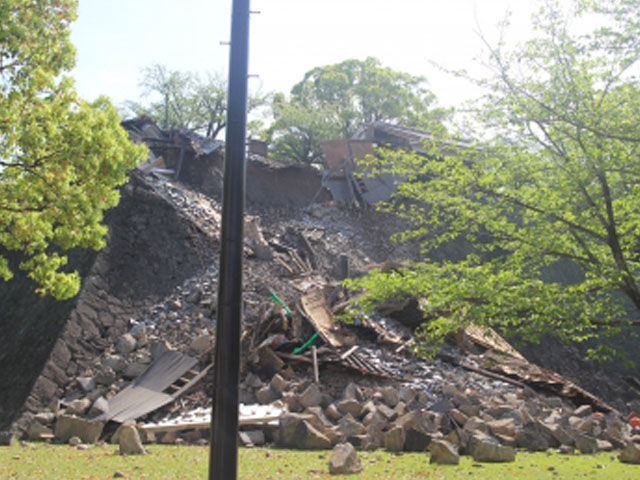 熊本地震支援活動について