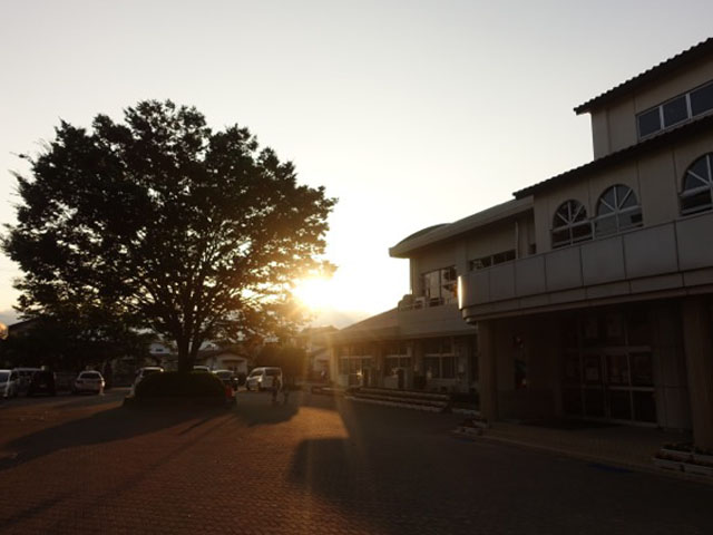 7月の月命日を福島の小学校で