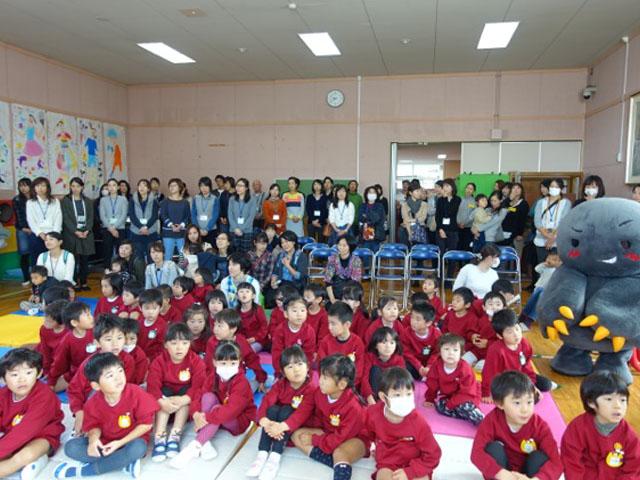 11月の月命日を福島市の幼稚園で