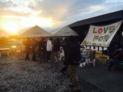 熊本仮設住宅訪問