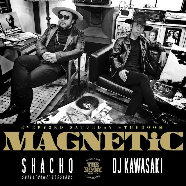 3/11 MAGNETiC @ TheRoom