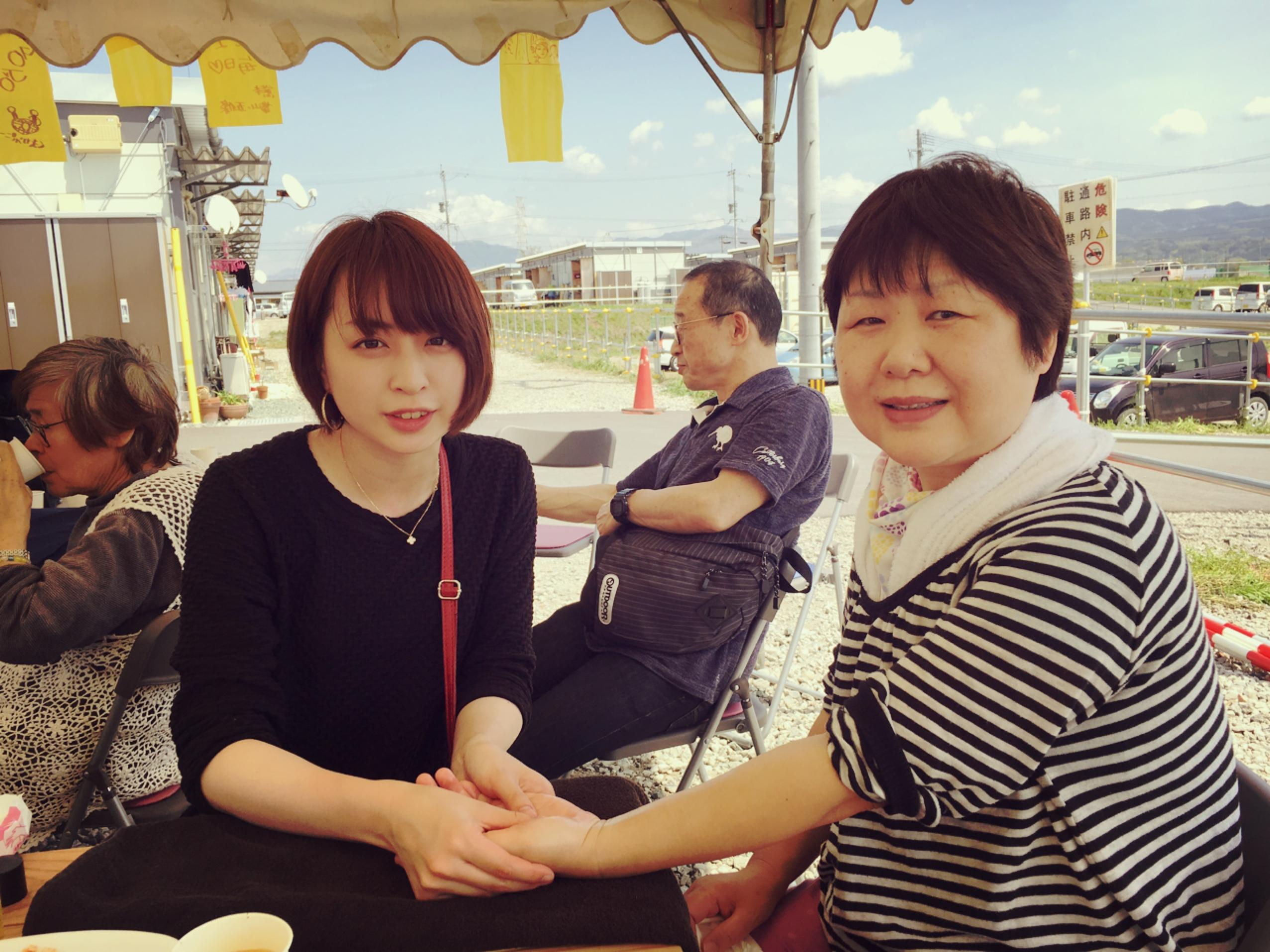 震災から一年の熊本活動スタッフレポート
