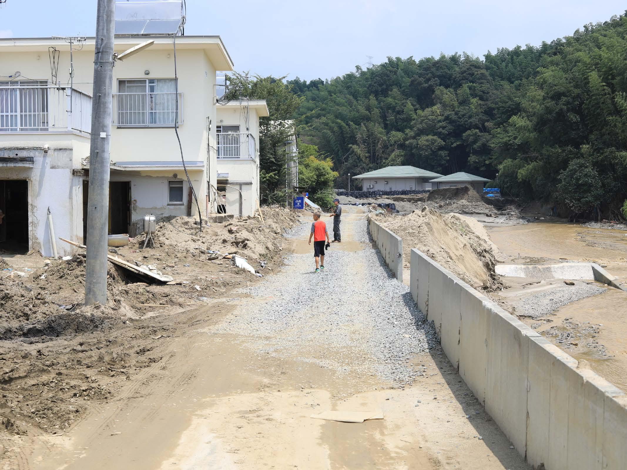 九州北部豪雨災害活動報告