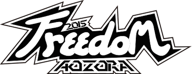 【FREEDOM aozora 2015で山元タイムアクセサリー販売】