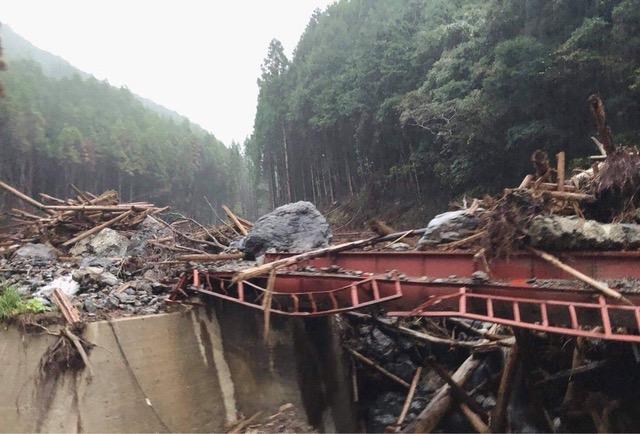 九州豪雨災害支援〈 現地活動報告 5 〉