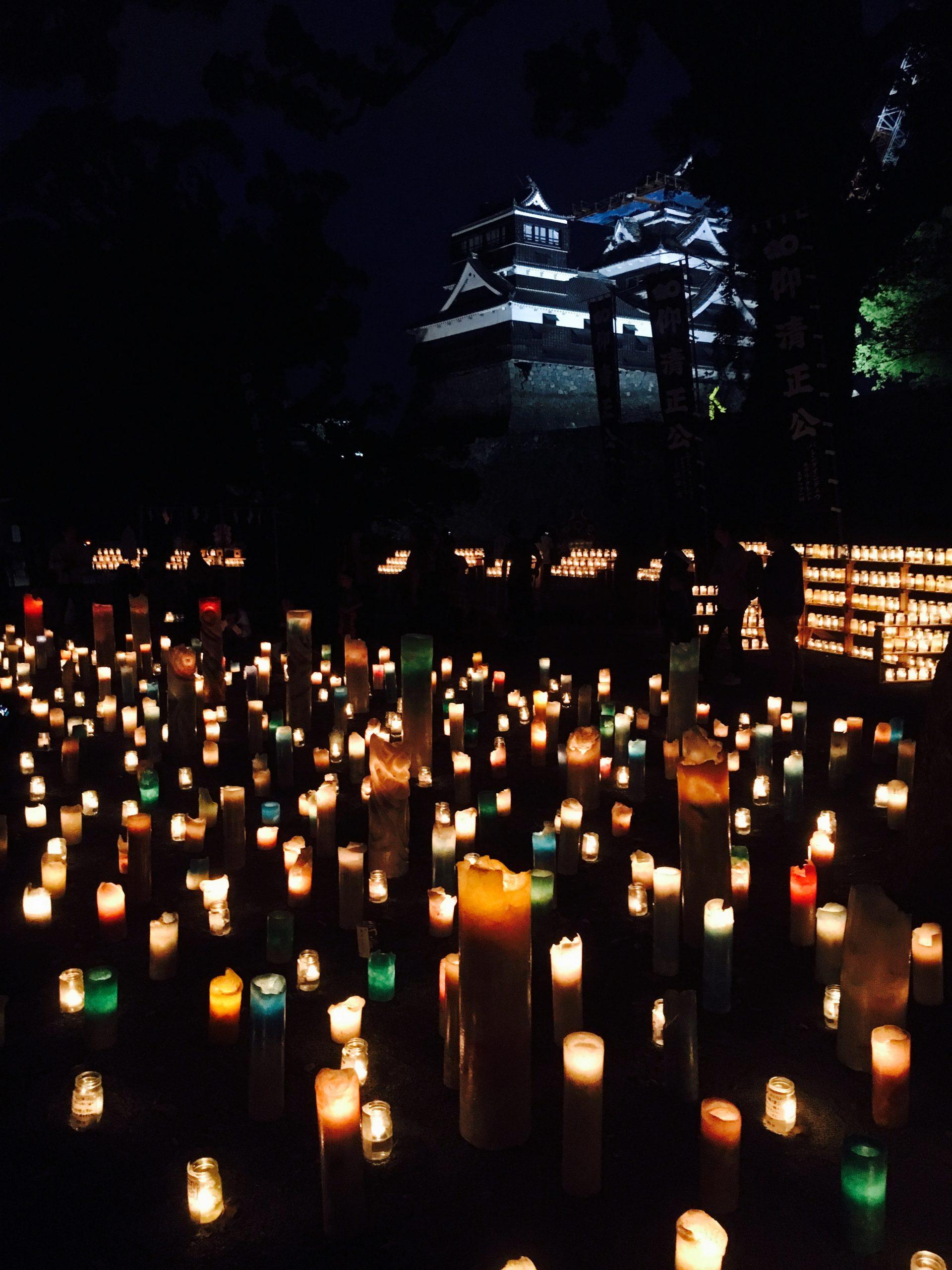 震災から5年、4月14日に加藤神社でキャンドルナイトを開催します!